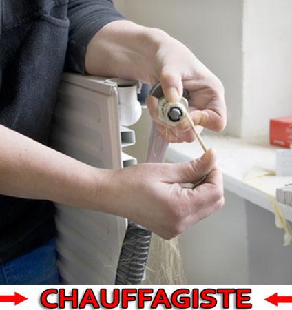 Changement Chaudiere Jouy le Moutier 95280